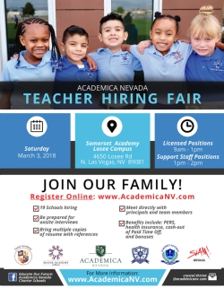 Teacher Hiring Fair